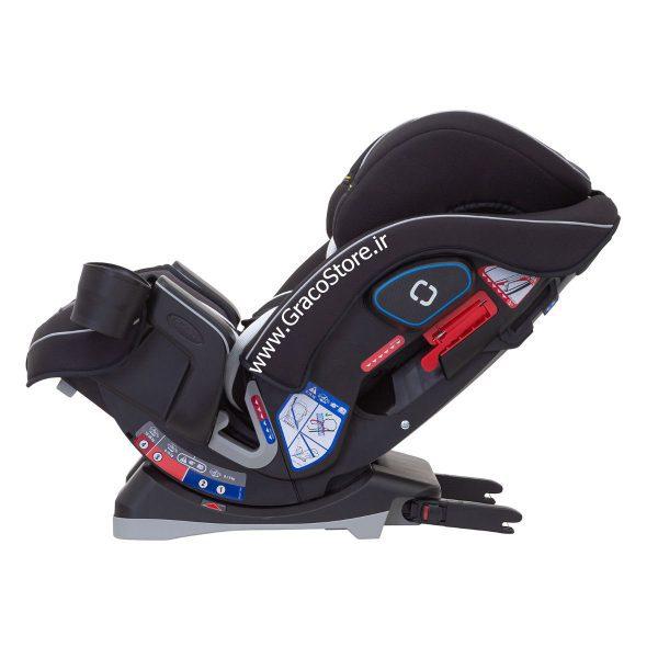 صندلی ماشین گراکو مدل SlimFit LX
